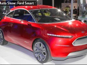 Ford Start - 2010 Beijing Auto Show